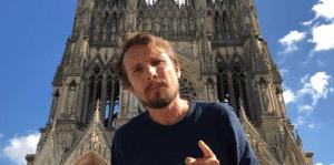 Découvrez l'histoire de Reims à toute berzingue !