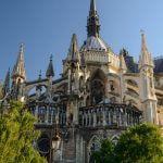 Reims ville des Sacres